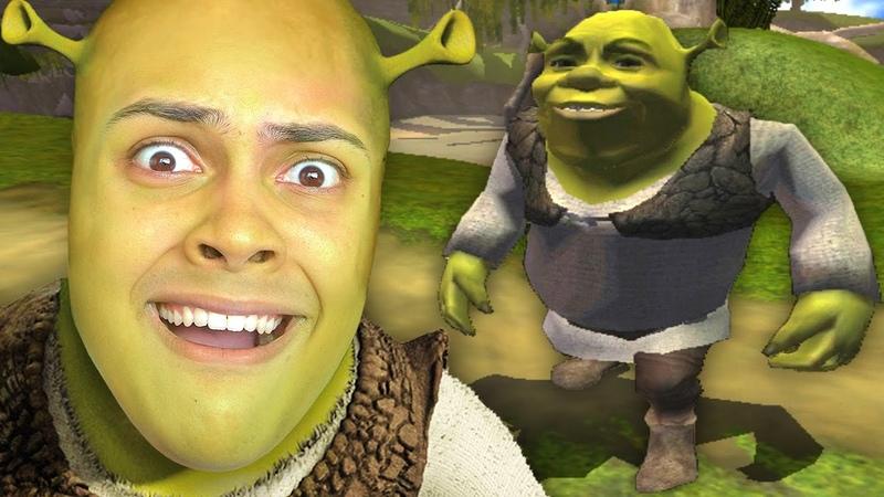 Shrek The Official Video Game (Shrek Extra Large) [2001]