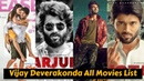 Vijay Devarakonda All Movies list With Hit, Flop List and Box Office Collection