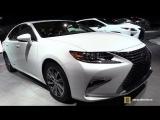 2018 Lexus ES 300h Hybrid - Exterior and Interior Walkaround - 2018 Detroit Auto Show