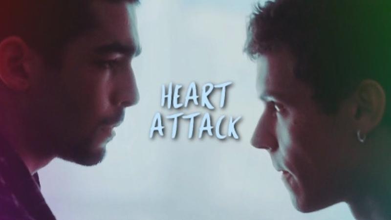 Heart attack *:・゚♡ [ omar ander]