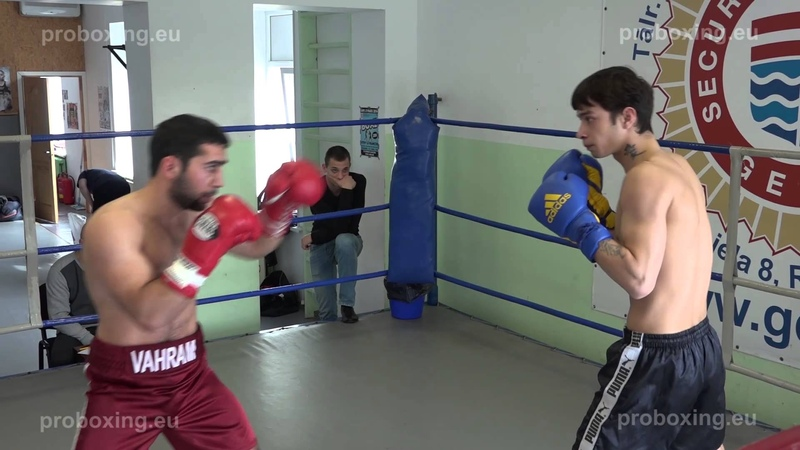 22.04.2015 Vahram Vardanyan VS Mihails Čubrevičs (Knock Out) proboxing.eu