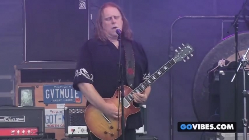 Govt Mule performs Since Ive Been Loving You at Gathering of the Vibes Music F