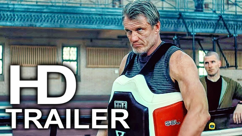 CREED 2 Ivan Drago Training Trailer 2018 Rocky Sylvester Stallone Movie HD
