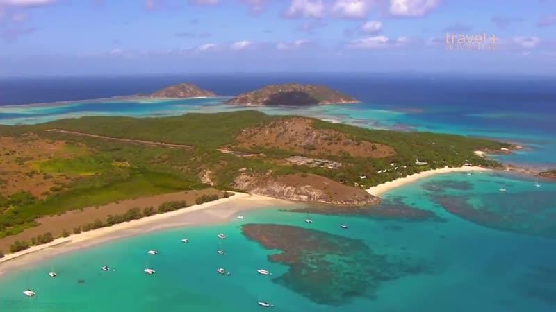 BBC «Большое австралийское приключение (3). Большой Барьерный риф» (Познавательный, природа, путешествие, 2013)