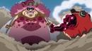 One Piece 841 русские субтитры Kitsune Ван Пис Большой Куш Одним Куском