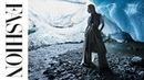 COOL Fashion's Journey to Whistler's Ice Cave