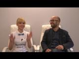 Диниил Гуджев. Забавные моменты из интервью с Наталией Чемариной