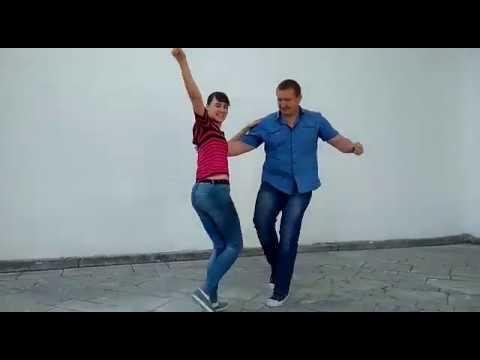 ТанцуйсКасабланкой Ульяна и Лазарь
