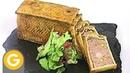 ABC Gourmet. Utensilios. - Pâté en croûte Rillete de carne de cerdo Créme brûlée