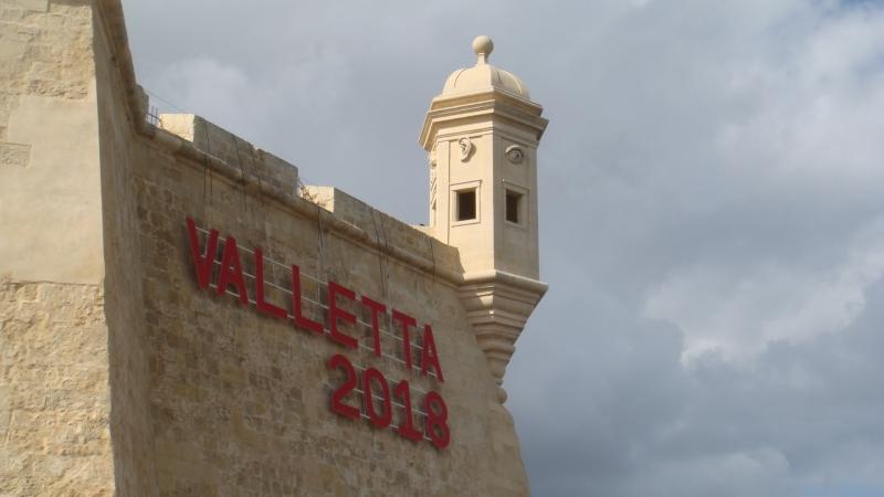 Мальта 1-Три города-март 2018г.