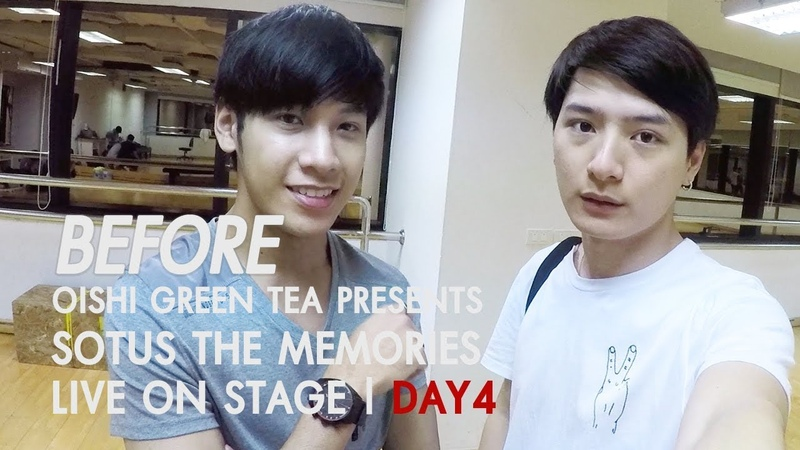 BEFORE SOTUS THE MEMORIES LIVE ON STAGE | DAY.04