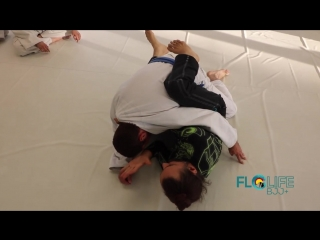 Cross Collar Choke - Guard Part 1