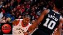 Toronto Raptors vs San Antonio Spurs Full Game Highlights Feb 22, 2018-19 NBA Season