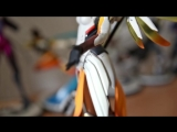 Mercy Statue Unboxing - Official Blizzard Collectibles - Overwatch