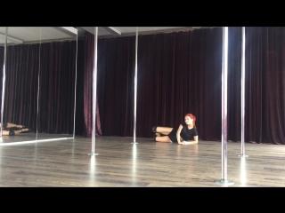 Студия танца Roxy Dance   Exotic Pole Dance   Beginners