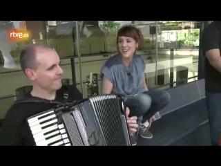 Zaz - Historia de un amor - España 2013