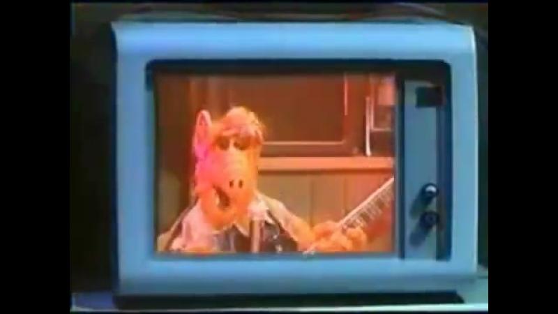 Alf Playing Judas Be My Guide