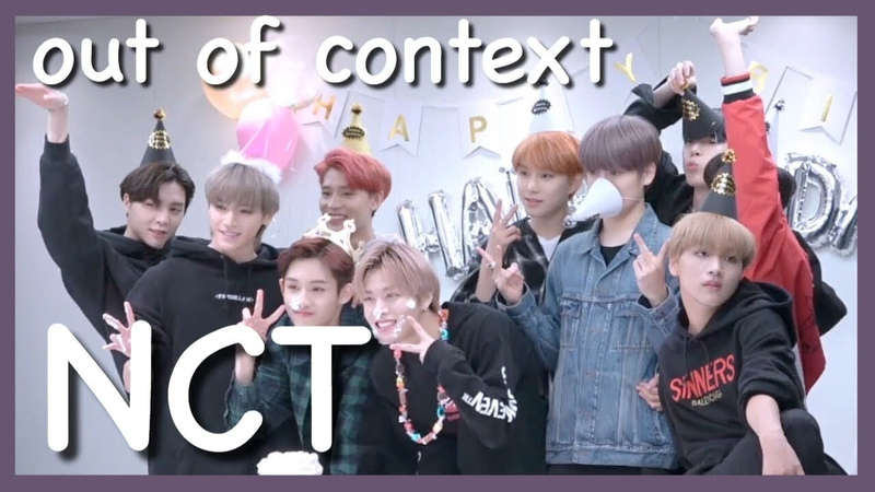 OUT OF CONTEXT NCT