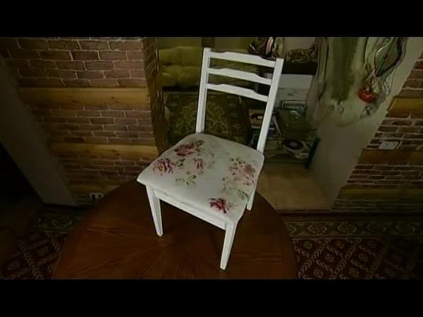 Реставрация старого стула - Удачный проект - Интер