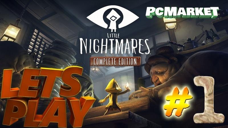 👉Little Nightmares 1️⃣\Lats Play 👍🏻\Играй с нами