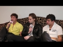 Interview of Ash, Luke Cal for The Edge NZ