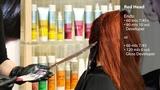 Окрашивание волос красителем Lakme Collage+