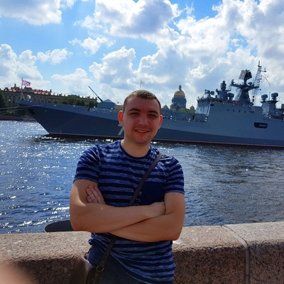 Антон Шевченко
