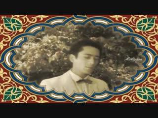 Ретро 50 е - Батыр Закиров - О цветок грёз моих _ Арабское танго (клип)