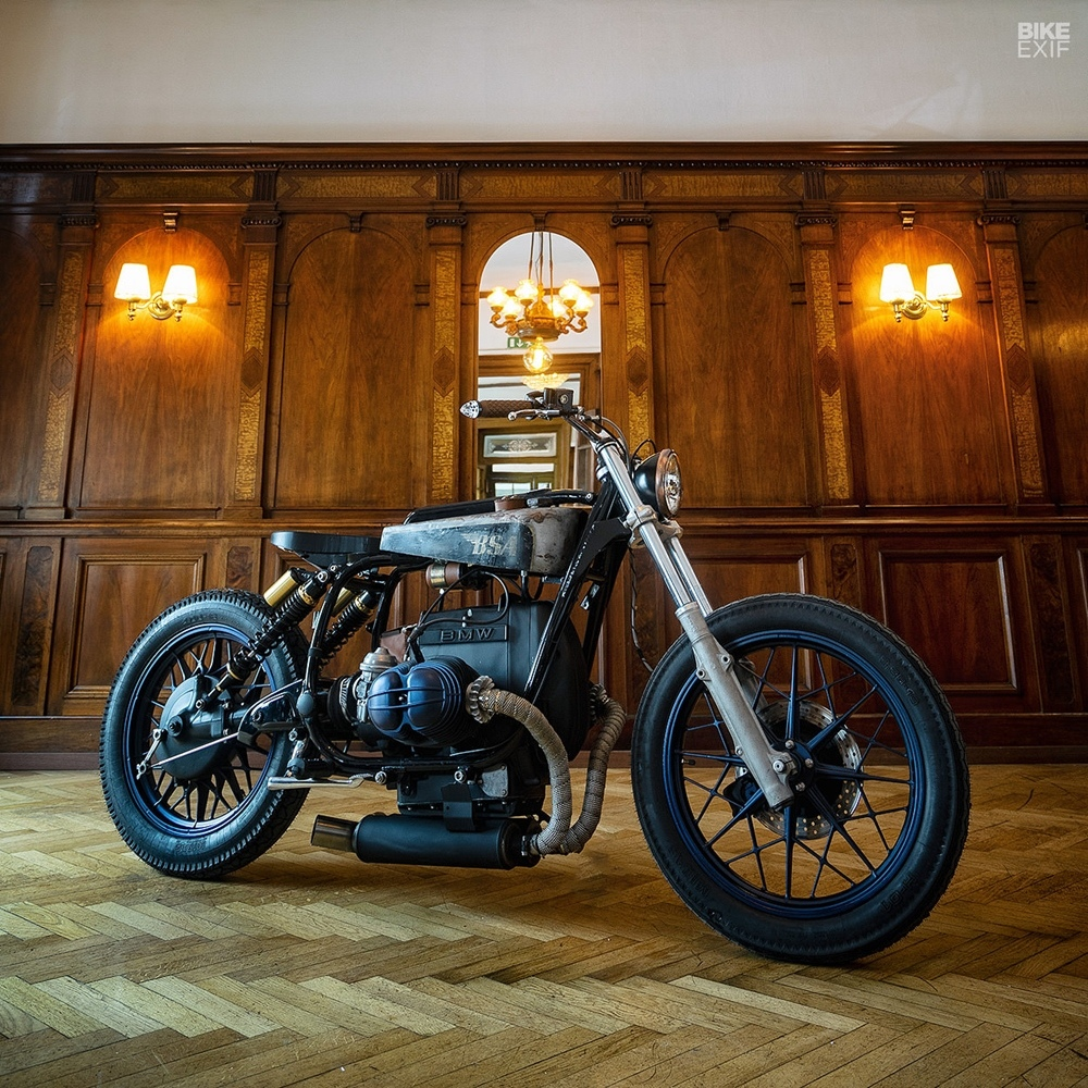 Titan Motorcycles: кастом BMW R90/6 Stunning Sigrid