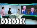Milton Leite Não tô ouvindo um Caralho Gafe AO VIVO no SPORTV 01 04 2017