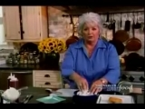 Paula Deen - just in case its not sweet enough