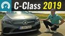 C Class 2019 новый или рестайл Тест драйв Mercedes C200