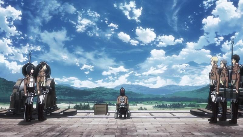 Shingeki no Kyojin Season 3 12 AniLibria TV HDTVRip 720p