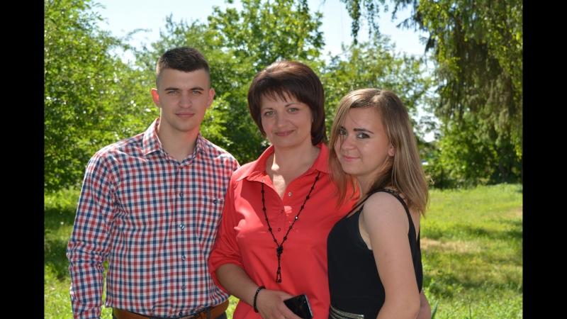 До дня знань для Лесі Олександрівни - найкращого класного керівника!