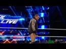 SmackDown LIVE: Randy Orton attacks Tye Dillinger