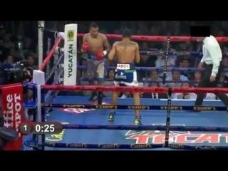 Мигель Берчельт vs Хонатан Баррос (полный бой) [23.06.2018]