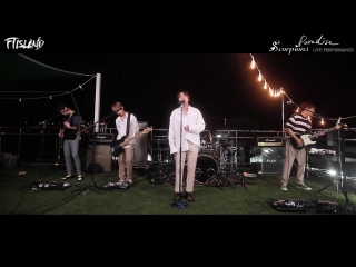 FTISLAND  Paradise (Korean ver.) Live Band Performance (рус. саб)