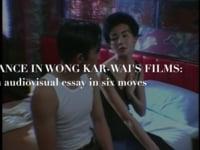 Dance in Wong Kar-Wai's films