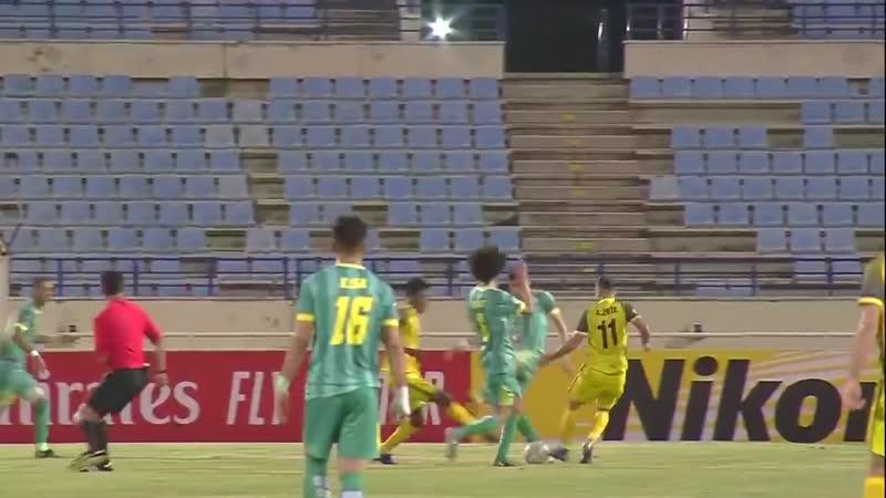AL AHED FC LIB 2 1 MALKIYA CLUB BHR AFC Cup 2019 Group Stage
