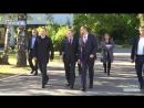 Леонід Кучма у Чернігові другий Президент України розкритикував політику п'ятого