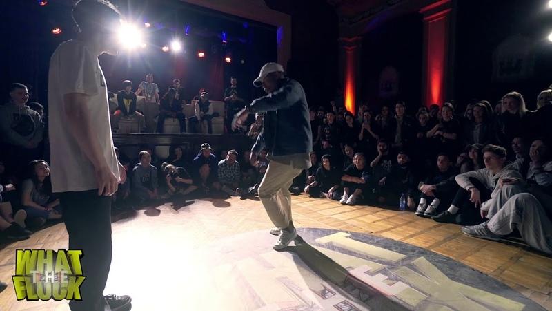 What The Flock vol.5   Hip-Hop 1x1 1/8 - Lil Kes vs Jimmy Yudat