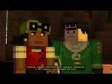 Minecraft: Story Mode РЕШЕНИЕ ГОЛОВОЛОМКИ С РЫЧАГАМИ В ХРАМЕ ОРДЕНА