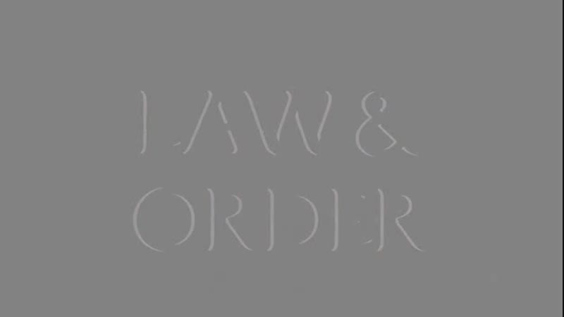 Закон и порядок.Специальный корпус