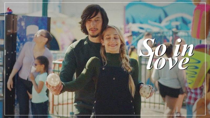 Adam and Jessa | So in love