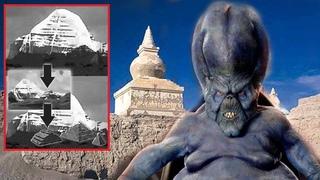 Кто превратил вершину Гималаев в пирамиду. Скрытая камера сняла, что происходит внутри горы Кайлас!