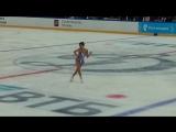 Софья Самодурова - ПП. Открытые прокаты сборной России 2018