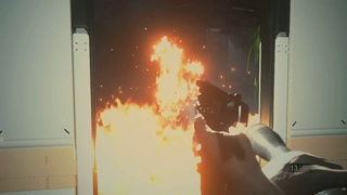 RE2 first person test #3
