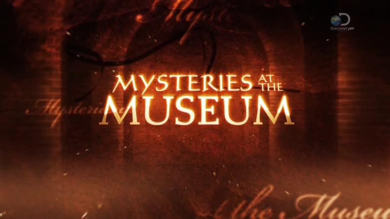 Музейные тайны: Пекарь с Титаника 21 сезон 7 эпизод