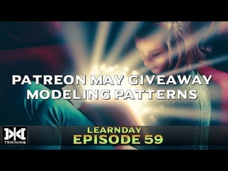 LearnDay Episode 59: Patreon Giveaway, Modeling Patterns