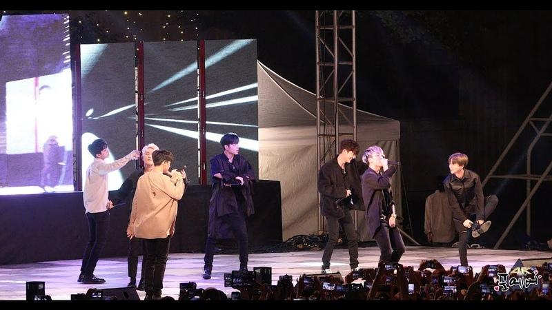 180919 [4K] iKON(아이콘)-사랑을 했다(LOVE SCENARIO) [순천향대학교 축제] 직캠(fancam) by 포에버